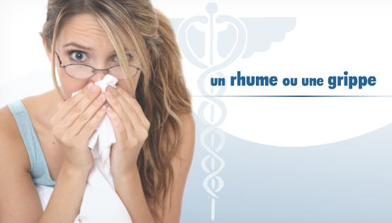 Rhume ou Grippe: les infos cl�s